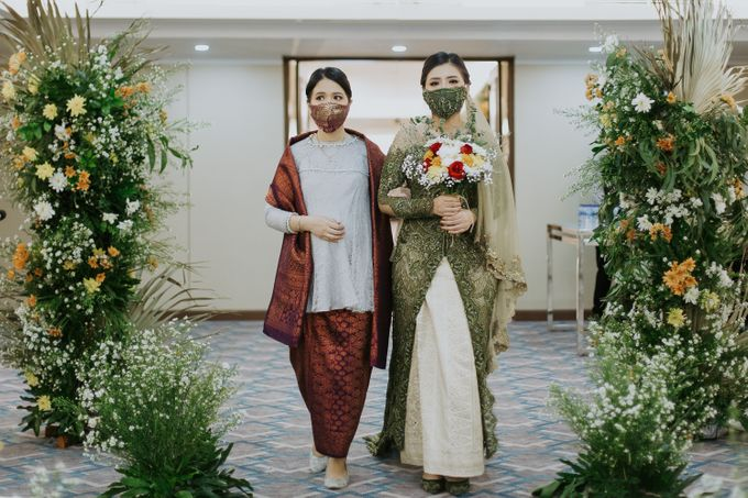 The Wedding of Filda & Hizrian by KRISTAL HOTEL JAKARTA - 020