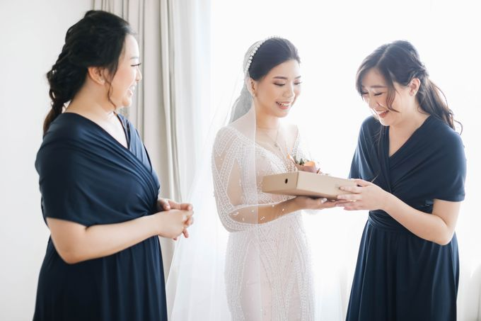 The Wedding Of Edwin & Raissa by delazta wedding coordinator - 009