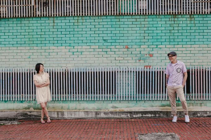 Will & Cathleen Singapore Engagement by Ian Vins - 038