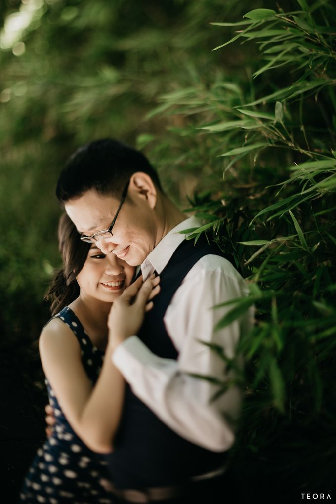 Henry & Milla Melbourne Prewedding by Dewi Tan Makeup - 014
