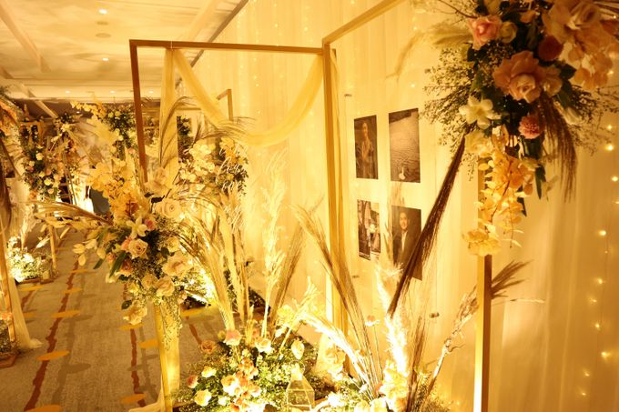 Wedding of  Andre and Stella by Holiday Inn & Suites Jakarta Gajah Mada - 005