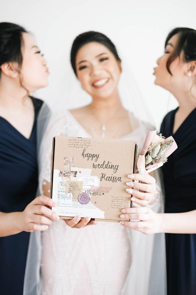 The Wedding Of Edwin & Raissa by delazta wedding coordinator - 010