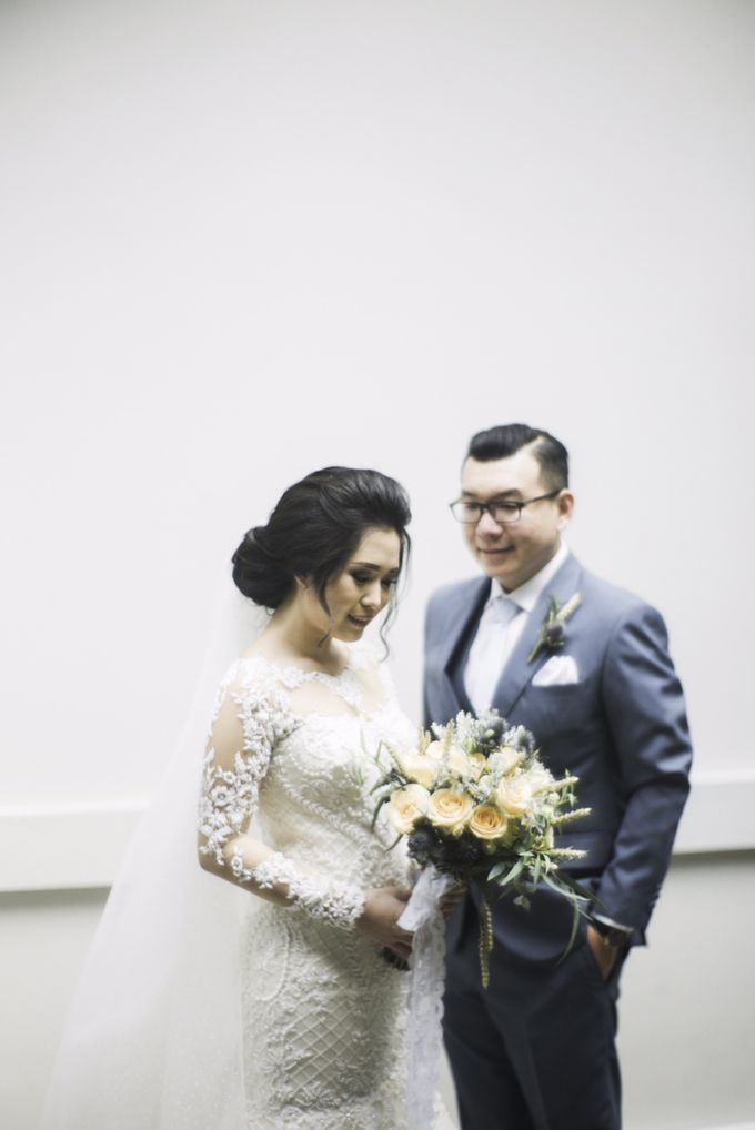 Wedding Jiewa & Ivanna by Wong Hang Distinguished Tailor - 005
