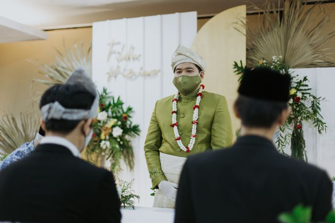 The Wedding of Filda & Hizrian by KRISTAL HOTEL JAKARTA - 021