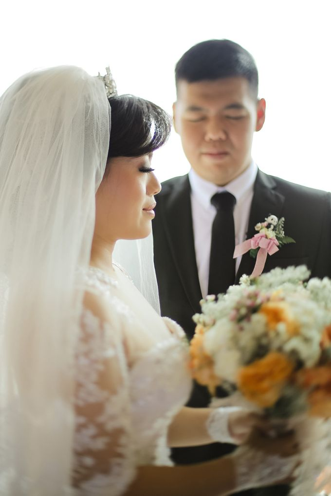 The Wedding of Audy & Caroline by Wong Hang Distinguished Tailor - 023