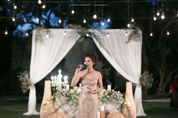 Ezar and Kristi Wedding Bali by Capotrait Photography - 030