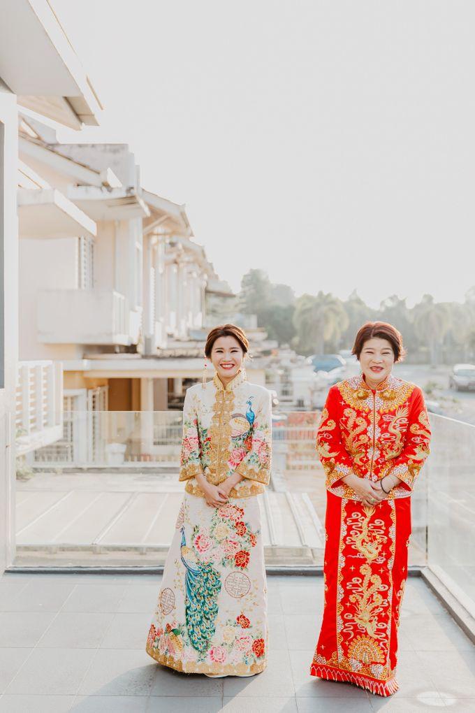 Wedding day by JOHN HO PHOTOGRAPHY - 005