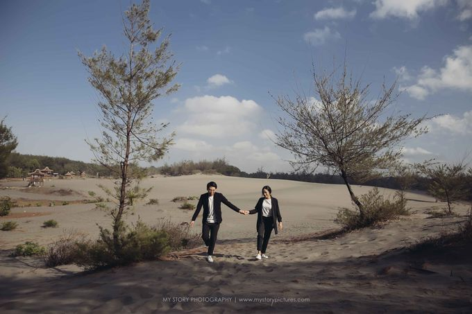 Pre-wedd Ray Inez by My Story Photography & Video - 010