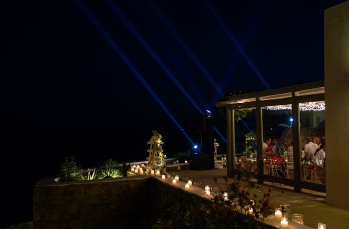 Mykonos wedding in a private villa by Diamond Events - 027