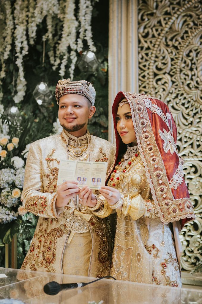 Vinda & Oki Wedding by Speculo Weddings - 018