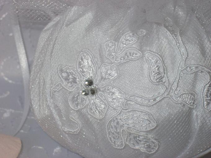 BRIDAL CLUTCHES by Pamela Falli - 019