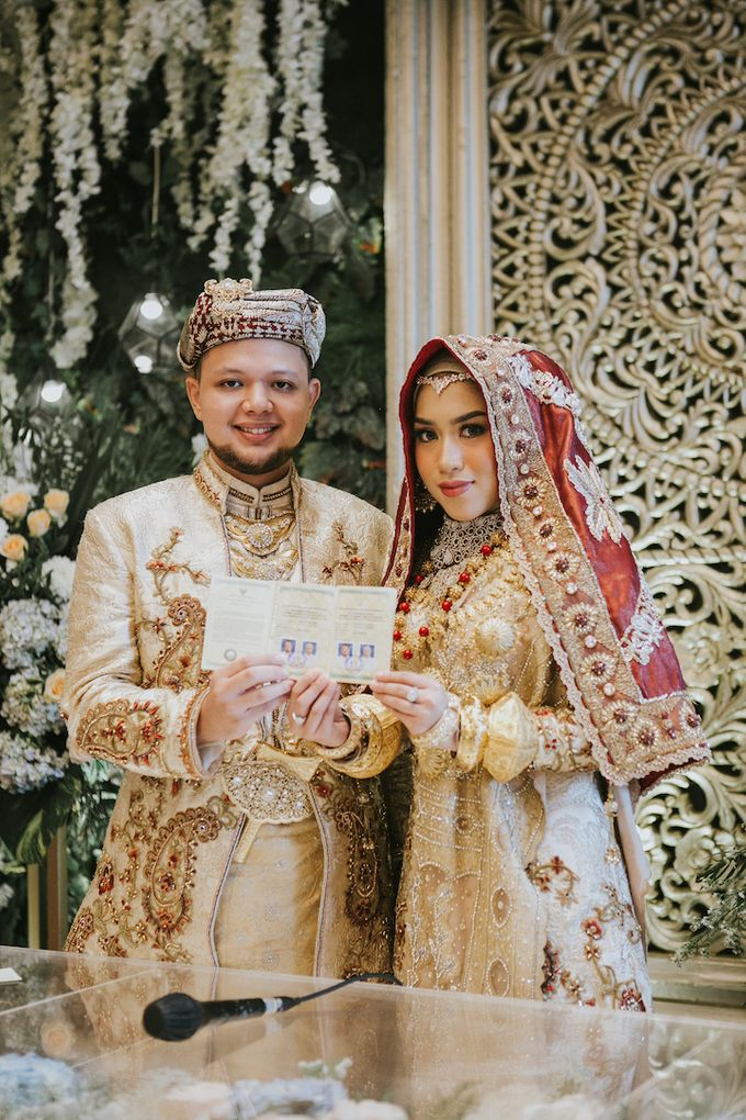 Vinda & Oki Wedding by Speculo Weddings - 019
