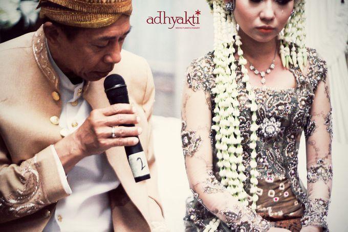 Tania & Adri Wedding by Adhyakti Wedding Planner & Organizer - 002