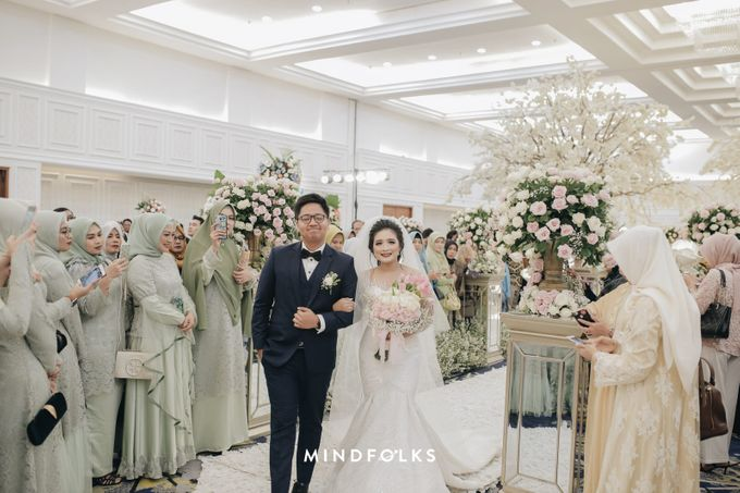INTERNATIONAL RECEPTION OF FIFI & IAN by Dwi Tunggal Citra Catering - 002