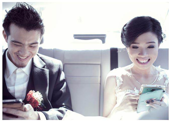 The Wedding of Marcelia & Anton by Ahava by Bona Soetirto - 006