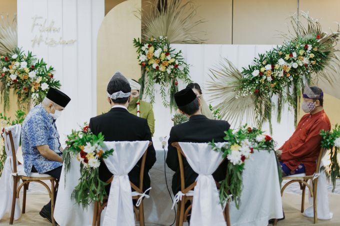 The Wedding of Filda & Hizrian by KRISTAL HOTEL JAKARTA - 022