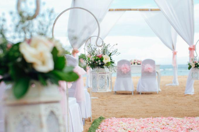 WEDDING OF ERINA AND RAHEEL MALIK by Courtyard by Marriott Bali Nusa Dua - 007