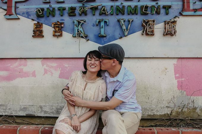 Will & Cathleen Singapore Engagement by Ian Vins - 041