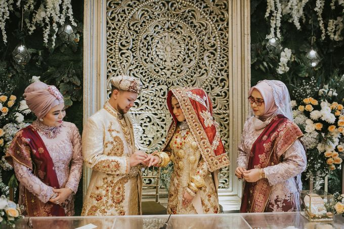 Vinda & Oki Wedding by Speculo Weddings - 020