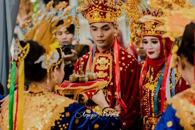 Wedding Dendi Dan Rosa by Arpegio Portrait - 007
