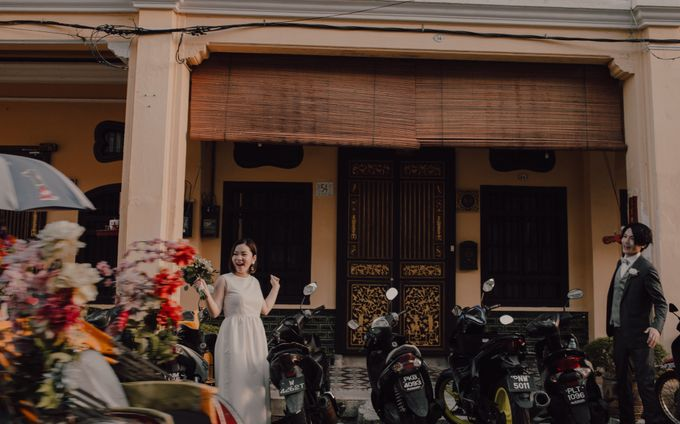 Penang prewedding street photography by Amelia Soo photography - 012