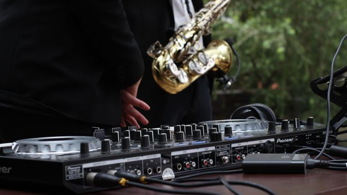 Wedding Reception feat Sax - first show on 2021 by DJ Perpi - 002