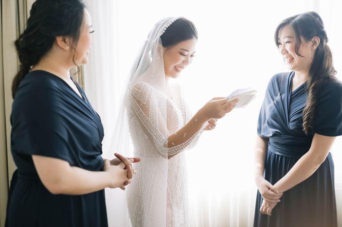 The Wedding Of Edwin & Raissa by delazta wedding coordinator - 026