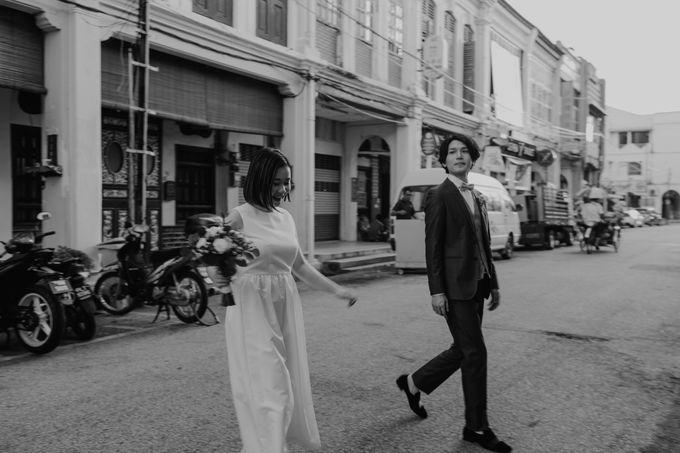 Penang prewedding street photography by Amelia Soo photography - 013