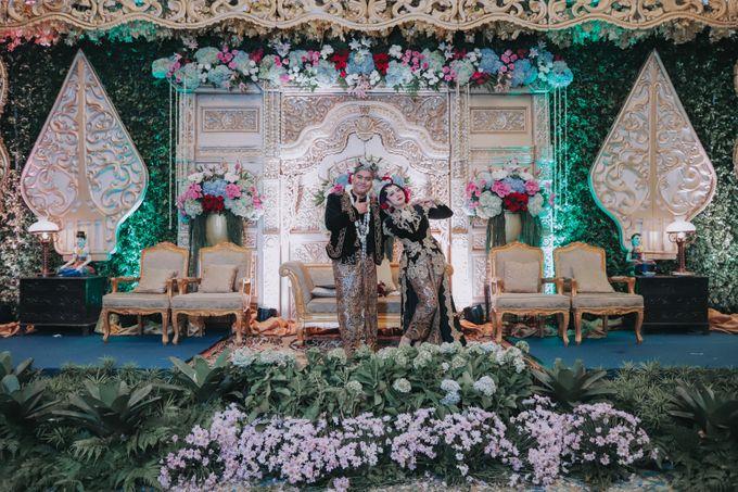 Rara & Adietya by Simple Wedding Organizer - 002