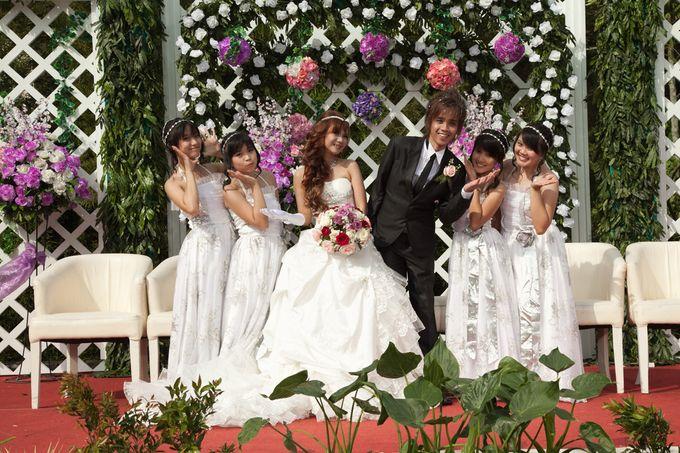 The Wedding Of Natan & Evie by Classic Pagar Ayu - 001