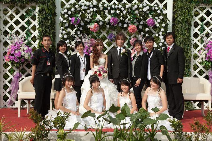 The Wedding Of Natan & Evie by Classic Pagar Ayu - 002