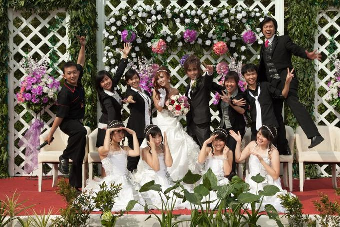 The Wedding Of Natan & Evie by Classic Pagar Ayu - 003