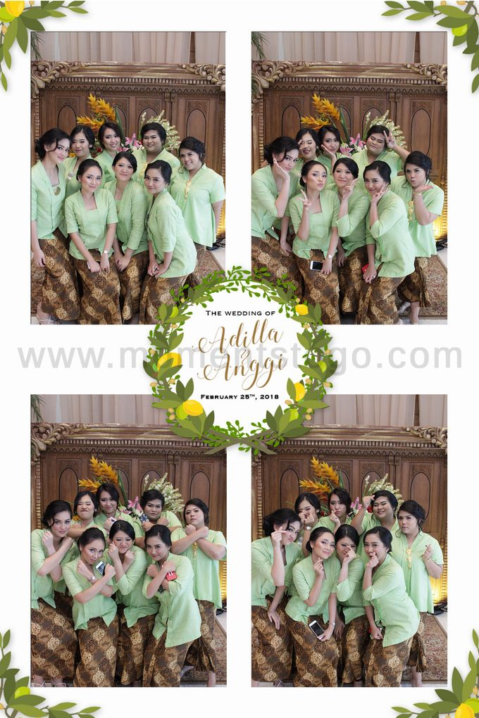 Adilla & Anggi Wedding by Moments To Go - 002