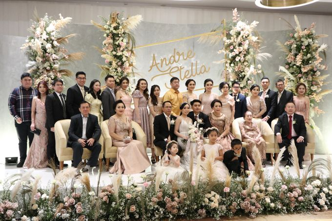 Wedding of  Andre and Stella by Holiday Inn & Suites Jakarta Gajah Mada - 010