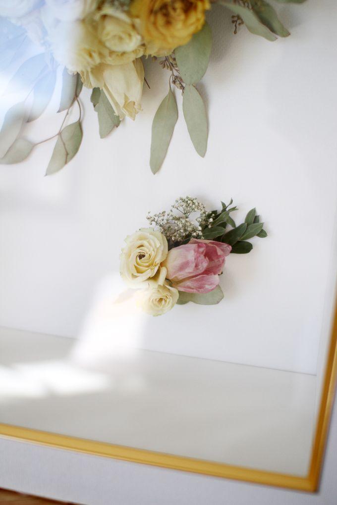 Cascading by Camila V Flower Preservation Studio - 002