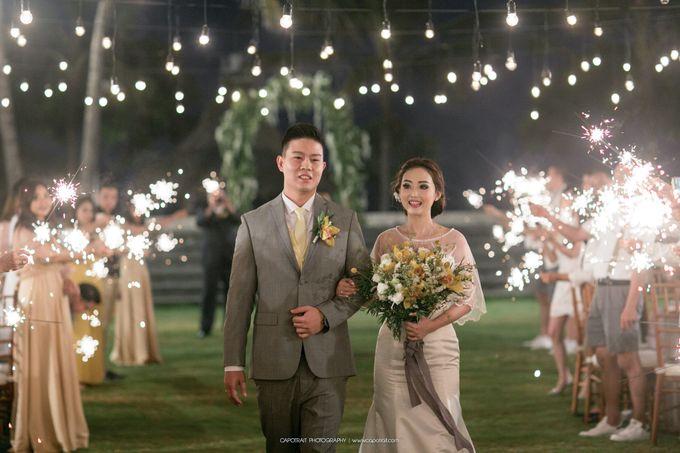 Ezar and Kristi Wedding Bali by Capotrait Photography - 032