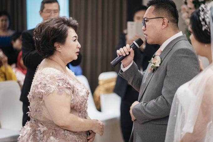 Indra & Yoan Wedding at Hilton by PRIDE Organizer - 016