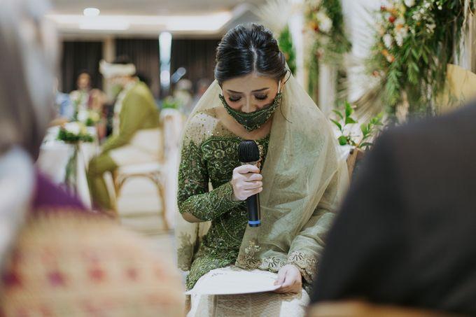 The Wedding of Filda & Hizrian by KRISTAL HOTEL JAKARTA - 023