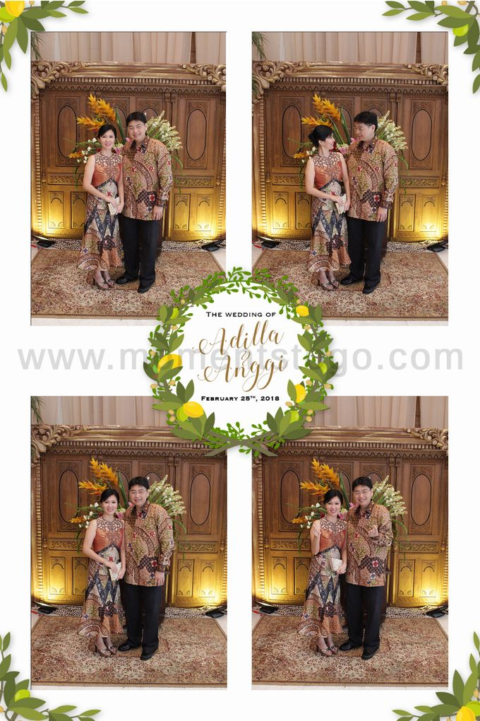Adilla & Anggi Wedding by Moments To Go - 009