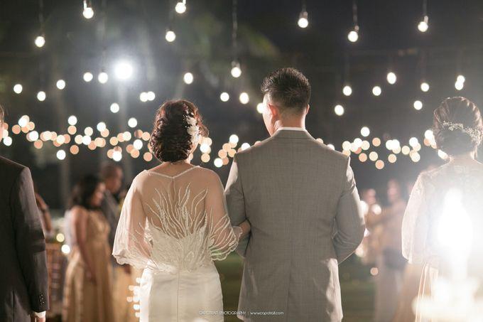 Ezar and Kristi Wedding Bali by Capotrait Photography - 033