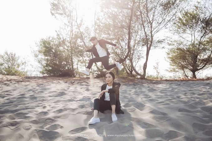 Pre-wedd Ray Inez by My Story Photography & Video - 011