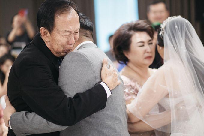 Indra & Yoan Wedding at Hilton by PRIDE Organizer - 017