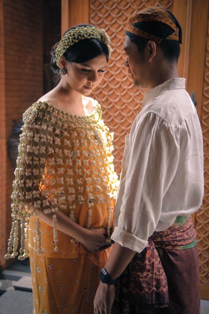 Mitoni Iku by Arum Ndalu Sanggar Rias Pengantin - 013