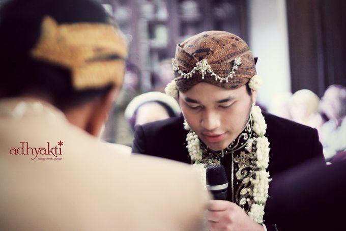 Tania & Adri Wedding by Adhyakti Wedding Planner & Organizer - 003