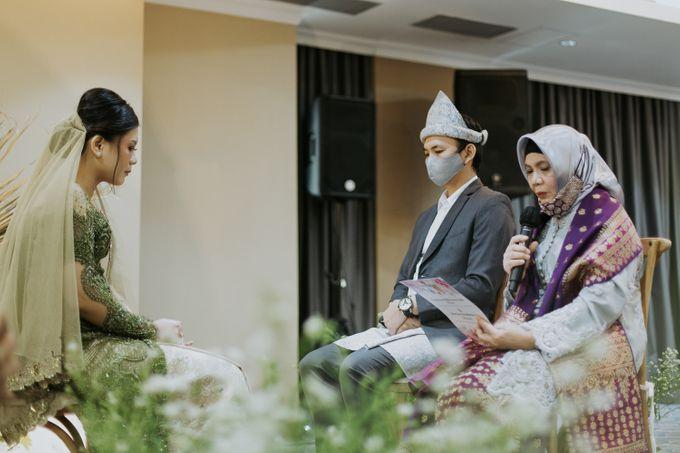 The Wedding of Filda & Hizrian by KRISTAL HOTEL JAKARTA - 024