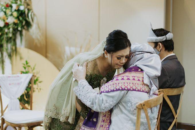 The Wedding of Filda & Hizrian by KRISTAL HOTEL JAKARTA - 025