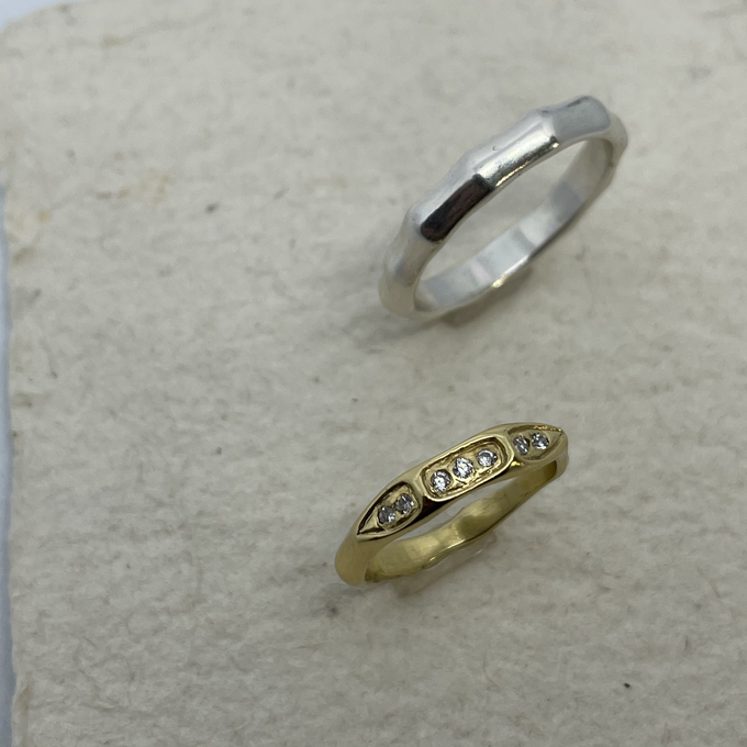 Wedding Custom Rings Collection by Rumme - 001