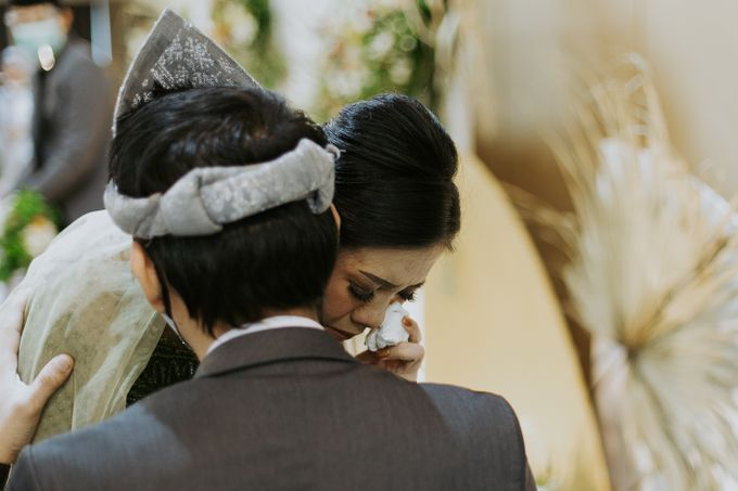 The Wedding of Filda & Hizrian by KRISTAL HOTEL JAKARTA - 026