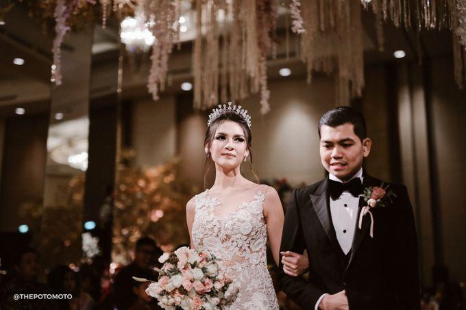 Arfandi & Vanessa Wedding by Anaz Khairunnaz - 004