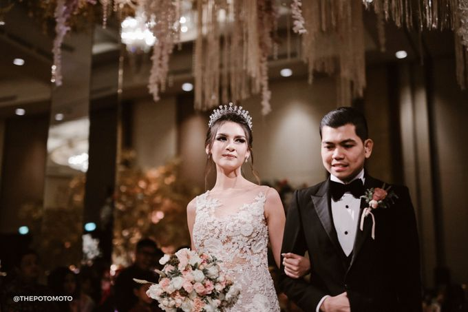 Arfandi & Vanessa Wedding by Thepotomoto Photography - 019